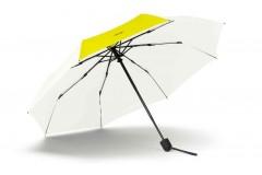 Складна парасоля MINI Contrast Panel, жовта