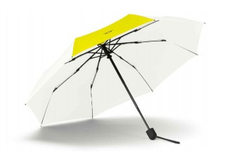 Складана парасоля MINI Contrast Panel, жовта