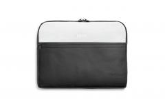 Сумка для ноутбука MINI COLOUR BLOCK, чорно-біла