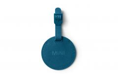 Бирка MINI для валізи, синя
