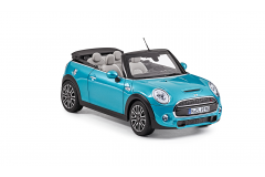 Модель MINI CABRIO (F57) 1:18 Electric Blue