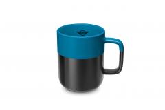 Чашка MINI, чорно-синя