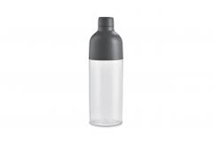 Пляшка для води MINI, сіра