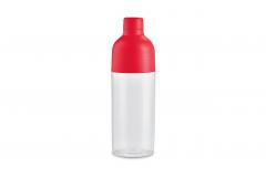 Пляшка для води MINI, червона