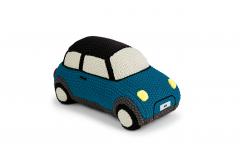 MINI в'язаний автомобіль, синій