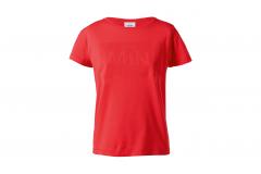 Жіноча футболка MINI WORDMARK, червона