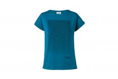 Жіноча футболка MINI SIGNET, синя