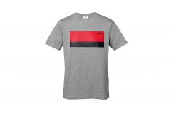 Чоловіча футболка MINI WING LOGO, сіра