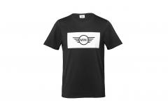 Жіноча футболка MINI WING LOGO, чорна