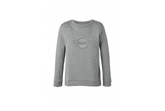 Джемпер Mini Sweatshirt Wing Logo, сірий