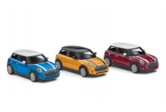 Моделі MINI Cooper S 1:36