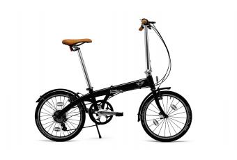 Велосипед складаний MINI, сірий