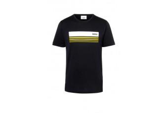 Футболка чоловіча MINI Wordmark 3D Stripes