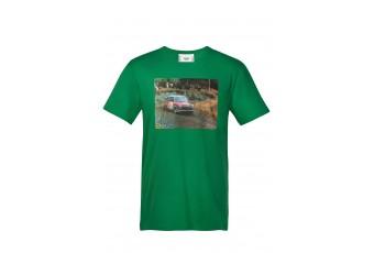 Футболка чоловіча MINI Limited Edition I, зелена