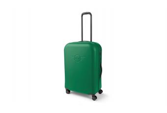 Велика валіза на коліщатках MINI, зелена