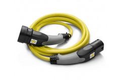 Зарядний кабель MINI для громадських зарядних станцій (1-фазний, 5 м).