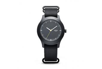 Наручний годинник MINI WING LOGO чорний (унісекс)