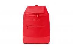 Рюкзак MINI TONAL COLOUR BLOCK, червоний