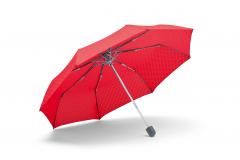 Складана парасолька MINI, червона