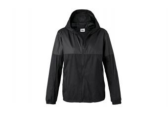 Жіноча куртка MINI з сумкою, чорна