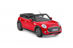Модель MINI CABRIO (F57) 1:18 Chili Red