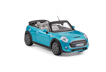 Модель MINI CABRIO (F57) 1:18 Electric Blue