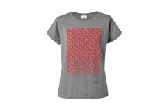 Жіноча футболка MINI SIGNET, сіра