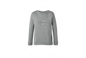 Джемпер Mini Sweatshirt Wing Logo, сірий