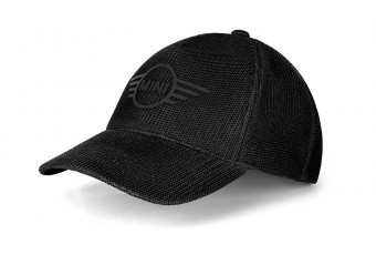 Бейсболка сітчаста MINI Wing, чорна