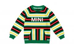 Дитячий светр MINI STRIPED