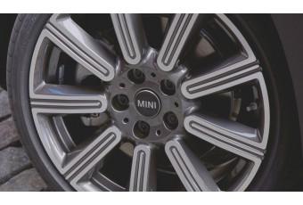 Комплект плаваючих накладок для колісних дисків MINI 56 мм