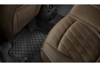 Килимки гумові задні для MINI Countryman F60, чорні