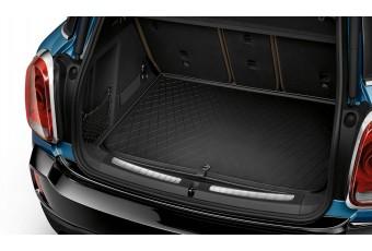 Килимок гумовий багажного відділення MINI, чорний
